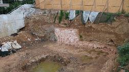 Kadıköy'de İnşaat Kazısında Tarihi Kalıntılar Çıktı