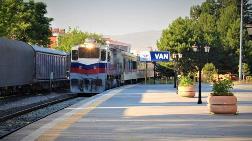 Tahran-Ankara Treni İlk Seferini Gerçekleştirdi