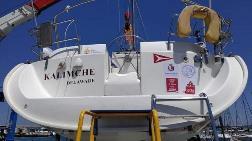 Göçmen Teknesi 'Yüzen Kütüphaneye' Dönüştürüldü