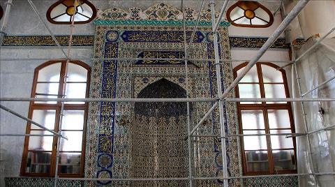 Orhan Gazi Camisi Aslına Uygun Yenileniyor