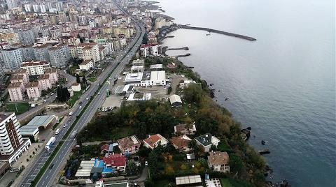 Karadeniz'in 6 İlinde 2 Bin Aile Taşınacak