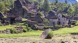 İsviçre'deki Dağ Evleri 6 Liraya Satılıyor