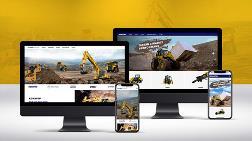 Komatsu ve Temsa İş Makinaları'nın Web Siteleri Yenilendi