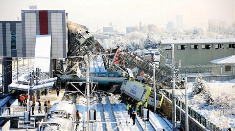 Tren Kazasında 'Üst Düzey' de İfade Verdi