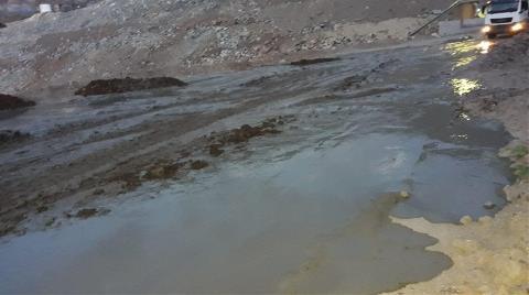 Gümüşhane'de Kimyasal Atık Su Tehdidi Meclis Gündeminde