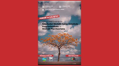 Ekolojik Haklar ve Stratejik Plan Hazırlama Çalıştayı