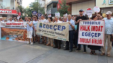 EGEÇEP'ten 'Hasankeyf Sular Altında Bırakılmasın' Çağrısı