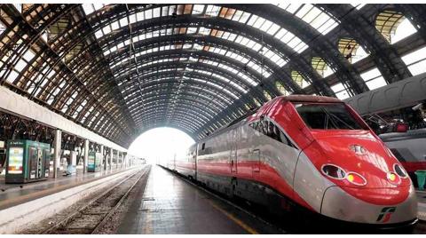 İtalya'da Yüksek Hızlı Tren Tartışması