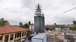 Kaleiçi Ortak Akıl Platformu'ndan 'Kesik Minare' Talebi