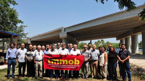 TMMOB Adana İKK: Halkın Yararına Olmayan Yatırımlardan Vazgeçilmelidir