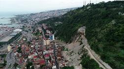 Doğal Sit Alanı Boztepe'de Tünel ve Yol İnşaatına Tepki