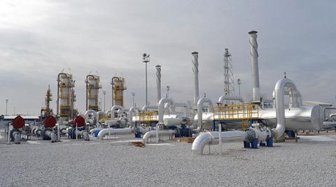 Tuz Gölü Doğal Gaz Deposu Genişliyor
