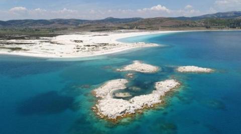 Murat Kurum'dan Salda Gölü Millet Bahçesi Açıklaması