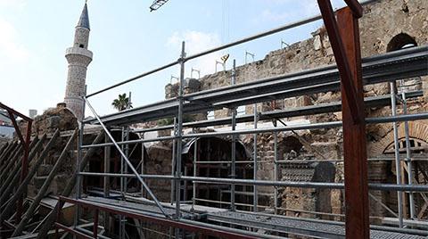 'Kesik Minare' Restorasyonuyla İlgili Açıklama