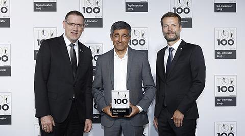 Wilo'ya En Yenilikçi Şirket Ödülü