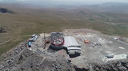 Doğu Anadolu Gözlemevi'nde Altyapı Çalışmaları Tamamlandı