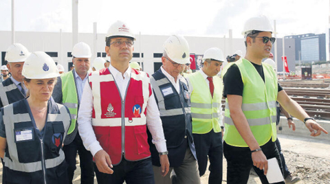 Kabataş-Mahmutbey Hattı 2020'de Açılıyor