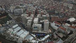 Bayrampaşa Cezaevi Gitti Yerine Beton Bloklar Geldi
