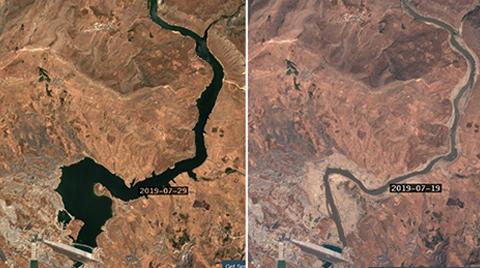 Ilısu Baraj Göleti Tehlike Saçıyor