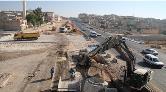 Karakoyun Köprülü Kavşakta Çalışmalar Hızlandırıldı