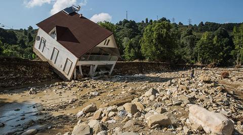 Mimarlar Odası'ndan Düzce'deki Sel Felaketine Dair Açıklama