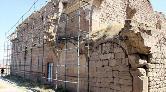 Definecilerin Tahrip Ettiği Rum Kilisesi Restore Ediliyor