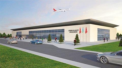 Çeşme Havalimanı 2020'de Hazır