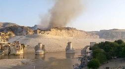 """""""Hasankeyf'teki Yangının İzleri Hala Duruyor"""""""