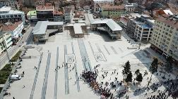 Çorum Kent Meydanına 'Kadeş Barış Meydanı' Adı Verildi