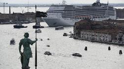 Dev Yolcu Gemilerinin Venedik'e Girişi Yasaklanıyor