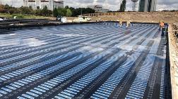 Ankara Millet Bahçesi Su Yalıtımında BTM İmzası