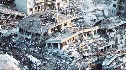 """""""Marmara Depreminin Yirminci Yılında Afet Riskleri Büyüyor """""""