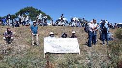 Murat Dağı'nda Yapılmak İstenen Siyanürlü Maden Arama için Keşif Yapıldı