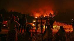 İzmir'deki Yangın Kontrol Altına Alındı