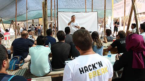 HacknBreak: Açık İnovasyon Kampı