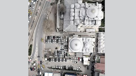 İstanbul'un Tarihi Mekanlarındaki Otoparkları Araştıran Proje Bienal Yolcusu