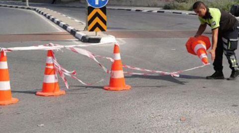 İstanbullular Dikkat! O Yol 30 Gün Kapalı