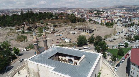 Sivas'a 100 Milyon Liralık Prestijli Proje