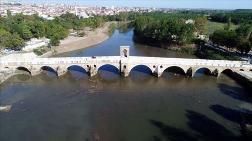 Tunca Köprüsü'nün Restorasyonu Tamamlandı