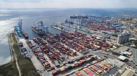 Dış Ticaret Açığı Temmuz'da Azaldı