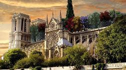 Sunay Erdem'den Notre Dame Katedrali Çatısına Öneri