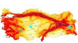 Türkiye'de Deprem Tehlike Durumu Değişti