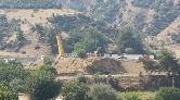 Salihli'de Jeotermal Santrali Kurulmaya Başlandı