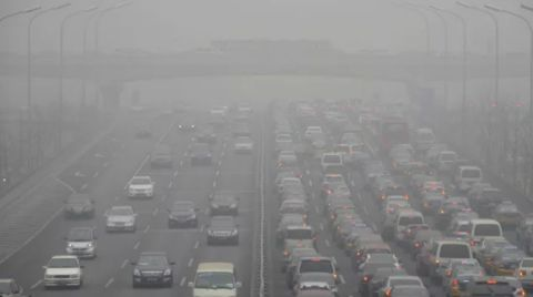 Çin, Akaryakıtlı Araçları Yasaklama Takvimi Üzerinde Çalışıyor