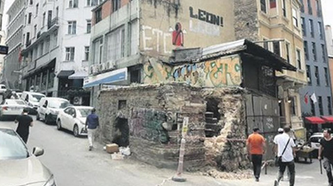 Mimar Sinan'ın Yaptığı Çeşmeye Restorasyon