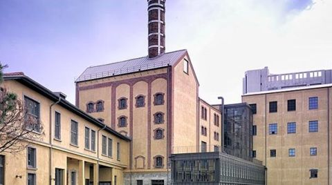Tarihi Bira Fabrikası Diyanet'e Tahsis Edildi