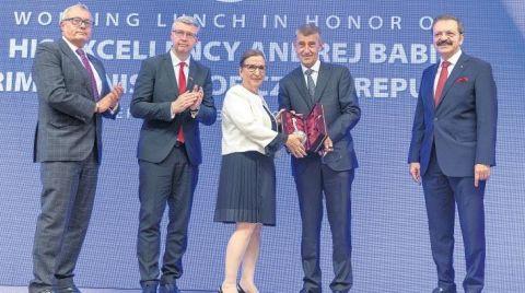 Çekya'dan Altyapı Yatırımları için İşbirliği Çağrısı
