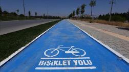 Ankara'ya 56 Kilometrelik Bisiklet Yolu Yapılacak
