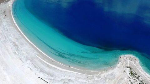 Yapılaşma Salda Gölü'nün Sonu Olur