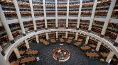 Cumhurbaşkanlığı Kütüphanesi Ekim'de Açılıyor